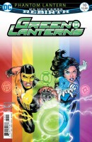 Green Lanterns 10 (Vol. 1)