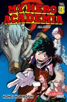 My Hero Academia Band 3 (Kohei Horikoshi)