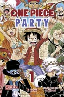 One Piece Party Band 1 (Ei Andou)