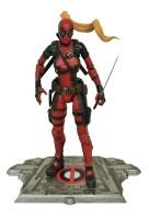 Marvel Select Actionfigur: Lady Deadpool