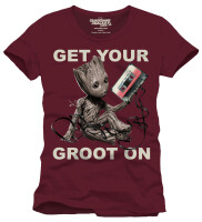 Guardians of Galaxy 2 T-Shirt - Get Your Groot On...