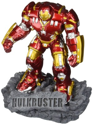 Avengers 2 Age of Ultron Hulkbuster Resin Briefbeschwerer (21 cm)