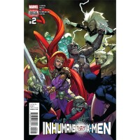 Inhumans vs X-Men 2
