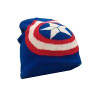 Marvel Comics Beanie Wollmütze: Captain America -...