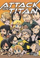 Attack on Titan - Short Play on Titan 1 (Hajime Isayama,...