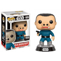 Star Wars POP! Wackelkopf PVC-Sammelfigur - Snaggletooth...