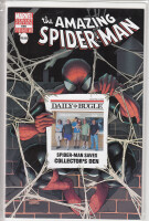 Amazing Spider-Man 666 Collectors Den Daily Bugel Variant...