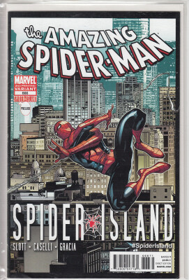 Amazing Spider-Man 666 2nd Printing