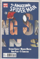 Amazing Spider-Man 657 2nd Printing (Vol. 1)