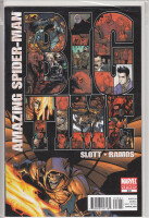 Amazing Spider-Man 649 2nd Printing (Vol. 1)