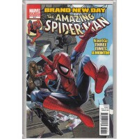 Amazing Spider-Man 647 1:20 McNiven Variant Cover (Vol. 1)