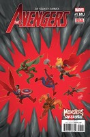 Avengers 1.MU (Vol. 7, Monsters Unleashed)