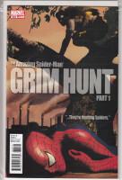 Amazing Spider-Man 634 2nd Printing (Grim Hunt Part 1)...