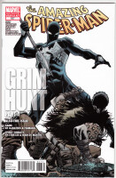 Amazing Spider-Man 637 2nd Printing (Grim Hunt Part 4)...
