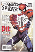 Amazing Spider-Man 568 2nd Printing