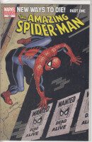 Amazing Spider-Man 568 Wanted Variant (John Romita Sr.) (NM)