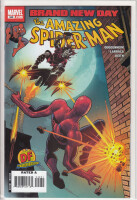 Amazing Spider-Man 549 Dynamic Forces Variant (NM) (Vol. 1)