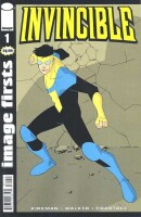 Invincible 1 (Image Firsts)