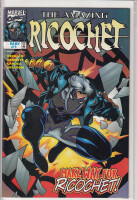 Amazing Spider-Man 434 1:2 Ricochet Variant (Vol. 1)