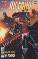 Grimm Fairy Tales presents Inferno Resurrection 1 (of 5)...
