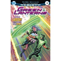 Green Lanterns 34 (Vol. 1)