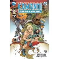 Kamandi Challenge 2