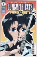 Gunsmith Cats Goldie vs. Misty 7 (of 7)
