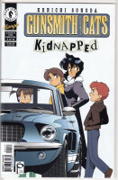 Gunsmith Cats Kidnapped 4 (of 10)