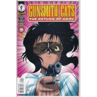 Gunsmith Cats The Return of Gray 1 (of 7)