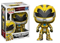 Power Rangers Movie POP! PVC-Sammelfigur Yellow Ranger (398)
