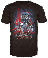 Star Wars Funko POP! T-Shirt - Star Wars The Force...