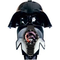 Star Wars Armbanduhr in Vader-Kopf: Darth Vader (analog)