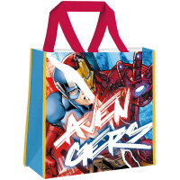Marvel Comics Tragetasche: Avengers Shopping Bag Cap &...
