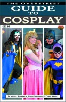 Overstreet Guide to Cosplay Cover B