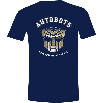 Transformers T-Shirt - Autobot More than meets the Eye (dunkelblau) M