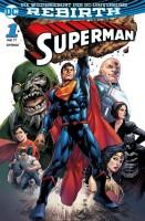 Superman 1 (Rebirth) Variant Cover B