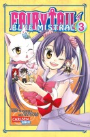 Fairy Tail - Blue Mistral Band 3 (Hiro Mashima, Rui...