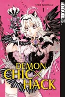 Demon Chic x Hack 1 (Arina Tanemura)