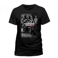 Guardians of Galaxy 2 T-Shirt - Obviously (schwarz)