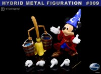 Metal Hybrid Configuration Sammelfigur: Sorcerer Mickey...