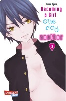 Becoming a Girl one day - Another Band 2 (Akane Ogura)