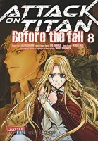 Attack on Titan - Before the Fall 8 (Hajime Isayama)