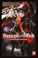 Seraph of the End Band 8 - Vampire Reign (Kagami,...