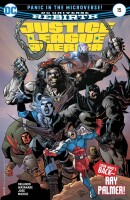 Justice League of America 15 (Vol. 5) (Rebirth)