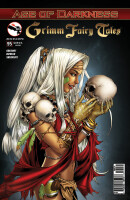 Grimm Fairy Tales 95 Cover C (Steven Cummings)