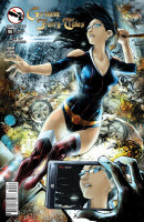 Grimm Fairy Tales 98 Cover C (Talent Caldwell)
