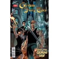 Grimm Fairy Tales 119 Cover A (Sean Chen)