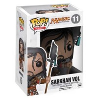 Magic the Gathering POP! PVC-Sammelfigur - Sarkhan Vol
