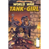 World War Tank Girl 3
