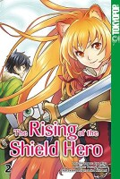The Rising of the Shield Hero 2 (Kyu Aiya)